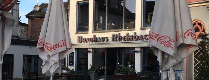 Brauhaus Rheinbach is one of Kölner Bucht.