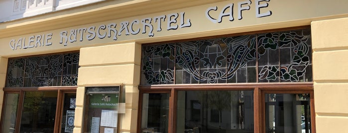 Galerie Café Hutschachtel is one of Kölner Bucht.