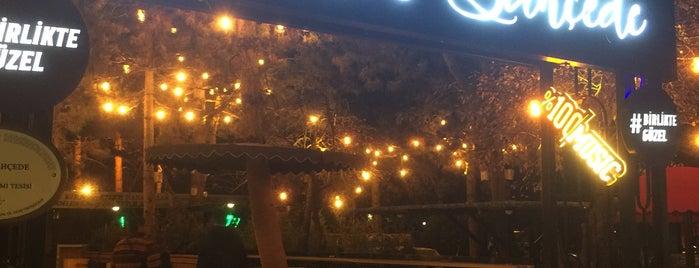 Cafe Bahçede is one of Dene Ankara.