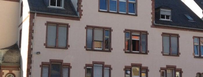 BLW 2 Feuerwehr Frankfurt is one of KaiZenさんのお気に入りスポット.
