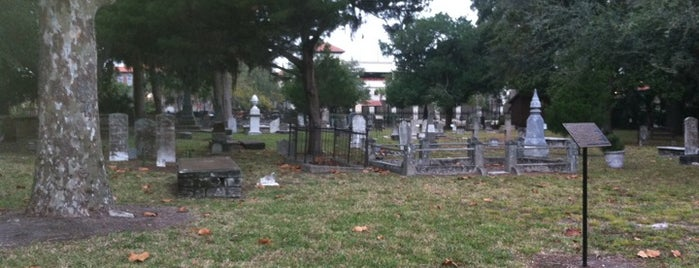 Old Huguenot Cemetery is one of USA Orlando.