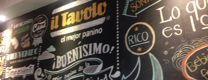 Il Tavolo is one of Gdl.
