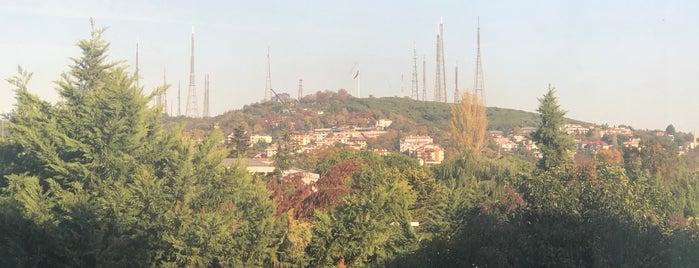 İstanbul Sabahattin Zaim Üniversitesi Altunizade Kampüsü is one of Tempat yang Disukai Özge.