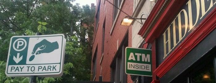 Hidden Shamrock is one of United Mileage Plus Dining Spots.