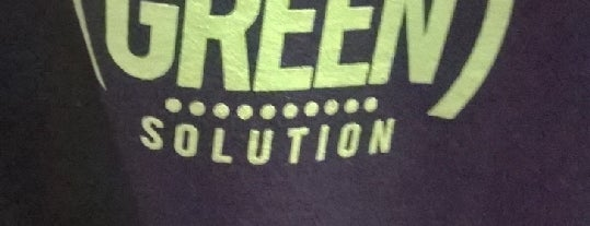 The Green Solution - Alameda Ave @ West Denver Cannabis Dispensary is one of Tappin the Rockies...