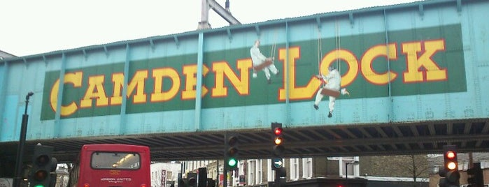 Camden Stables Market is one of Things to do in Europe 2013.