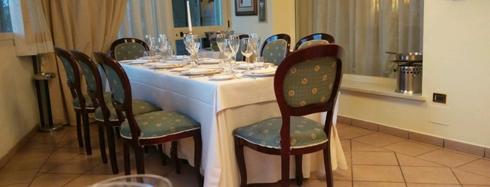 Ristorante President is one of Amalfi Coast.