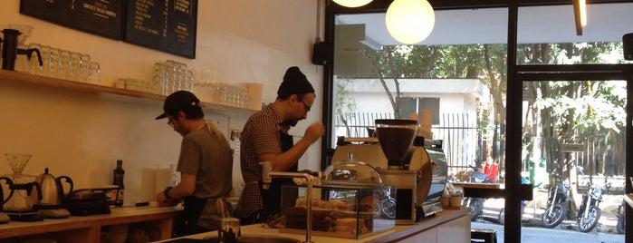 Takko Café is one of Coolplaces São Paulo.