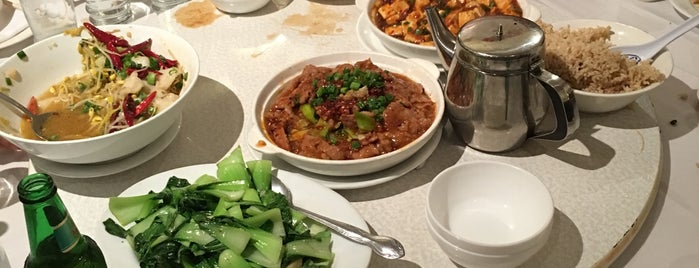 Grand Sichuan International is one of New York - Food.