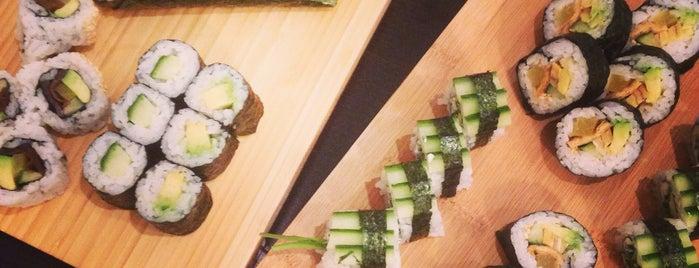 Kon-ya Sushi is one of Gespeicherte Orte von Björn.