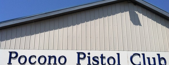 Pocono Pistol Range/Club is one of NSSF Five Star Ranges.