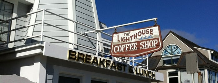 The Lighthouse Café is one of North SF.