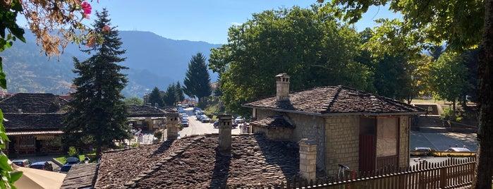 Metsovo is one of Amazing Epirus.