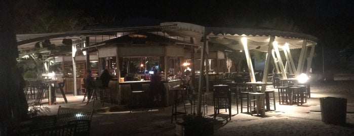 Armenistis Beach Bar is one of Halkidiki.