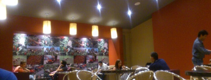 Juan Valdez Café is one of Lulu 님이 좋아한 장소.