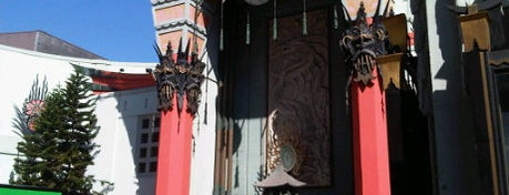 TCL Chinese Theatre is one of Los Angeles Spots.