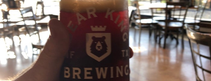 Bear King Brewing Company is one of Marble Falls.