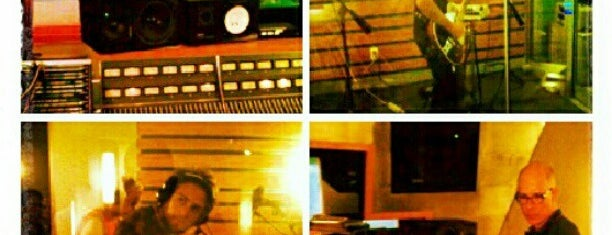 Stratosphere Sound Recording Studios is one of NYC to do.