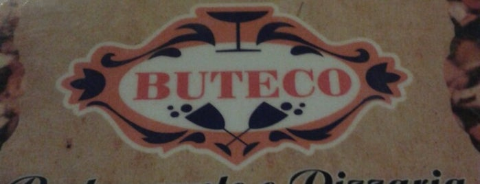 Buteco is one of Marcosさんのお気に入りスポット.