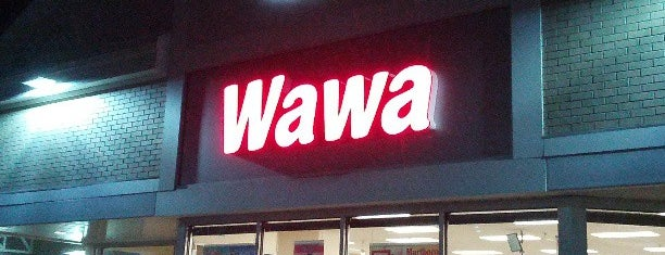 Wawa is one of Locais curtidos por Jason.