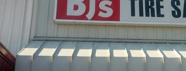 BJ's Wholesale Club is one of Work Locations.