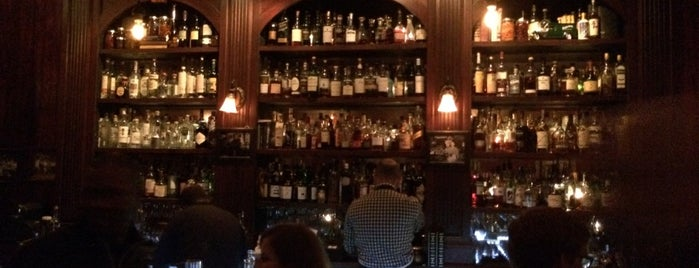 Williams & Graham is one of Speakeasies.