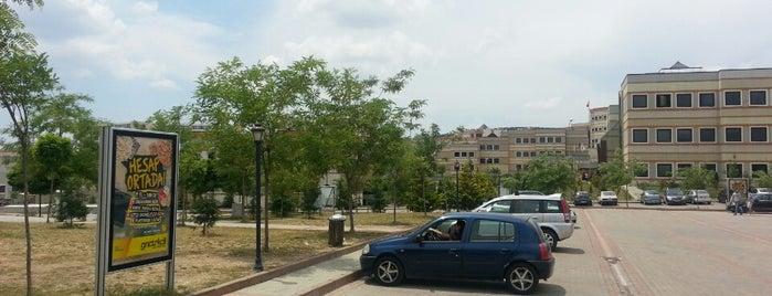 Umutttepe Efetur is one of Kocaeli Üniversitesi KOÜ Mekanları.