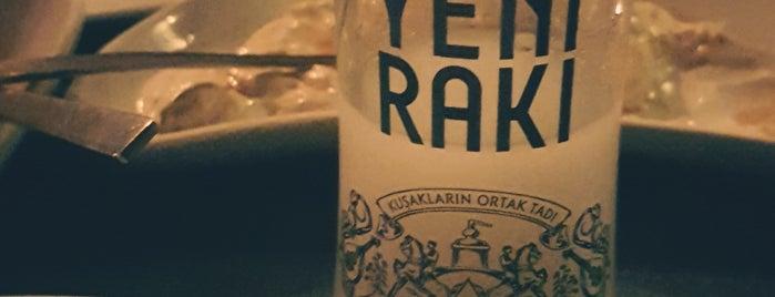 Kalamış Afitap is one of İst Kokteyl 🍸+ dinner🍺+ şarap 🍷.