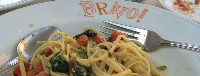 BRAVO! Cucina Italiana is one of 2015 Restaurant Week.