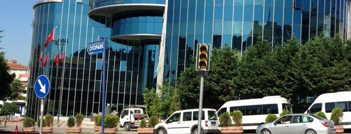 İstanbul Büyükşehir Belediyesi Ek Hizmet Binası is one of Gulsum 님이 좋아한 장소.