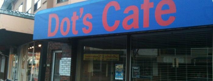 Dots Cafe is one of Orte, die Jalana gefallen.