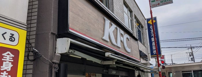 KFC is one of Tempat yang Disukai ジャック.