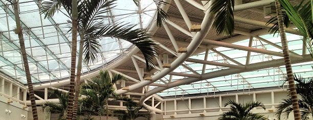 Orlando International Airport (MCO) is one of สถานที่ที่ Michael ถูกใจ.
