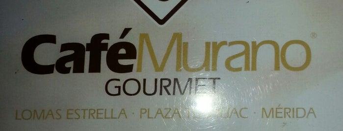 Café Murano Gourmet is one of Lugares favoritos de DS.