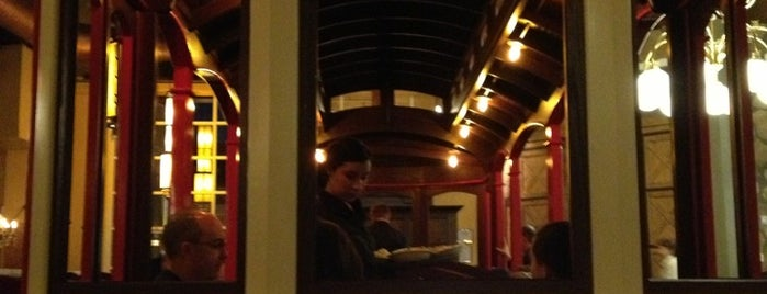 The Old Spaghetti Factory is one of My 'Hood.