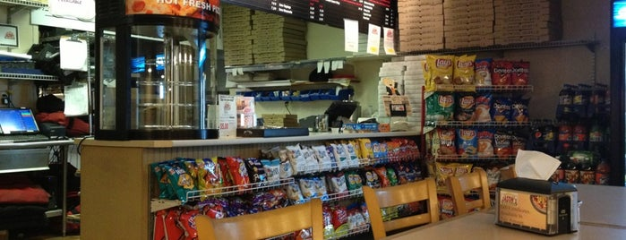 Jason's New York Style Pizza is one of Orte, die Dana gefallen.
