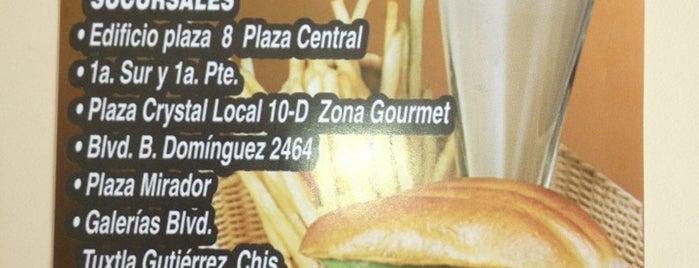 Torta Vaquera Boulevard is one of สถานที่ที่บันทึกไว้ของ Luis.