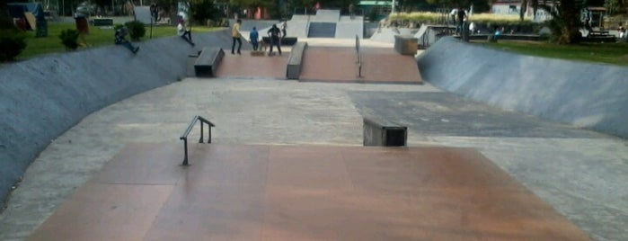 La Fuente SK8PARK is one of Evelynさんの保存済みスポット.