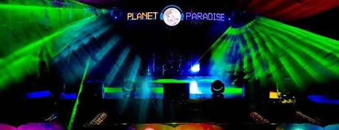 Planet Paradise Thai Disco is one of Tempat yang Disimpan Grant.