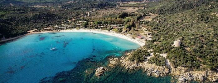Spiaggia di Cala Pira is one of Sardinia.