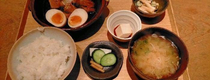 Gohanya Isshin is one of Japan.