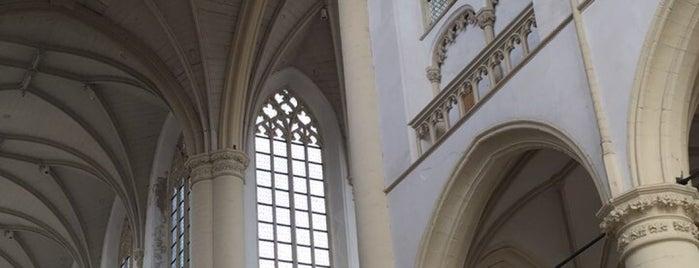 Hooglandse Kerkgracht is one of Leiden.