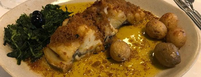 Restaurante Baliza is one of JANTAR 5 Stars.
