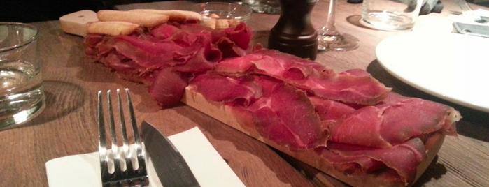 La Grande Crèmerie is one of The BEST wine restaurants in Paris.