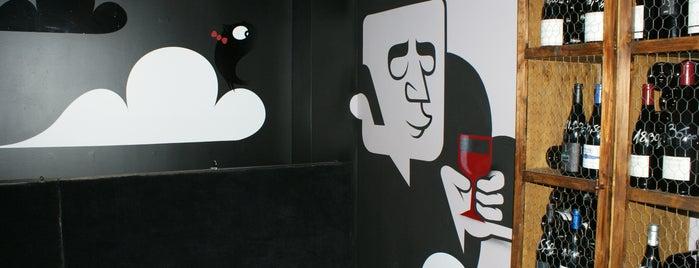 Vingt Heures Vin La Suite is one of The VERY best wine bars in Paris.