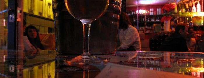 Chez Habibi is one of Lieux qui ont plu à Paris by wine.