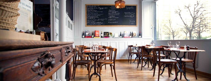 Bistrotters is one of Locais curtidos por Paris by wine.