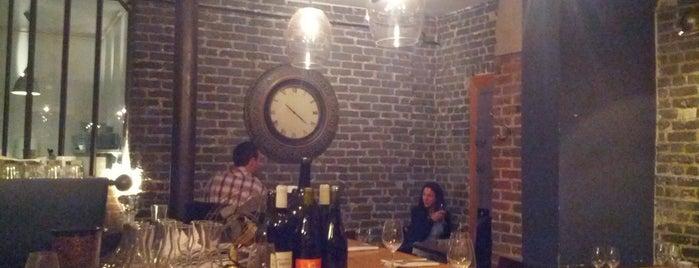 Le Vingt-2 is one of The BEST wine restaurants in Paris.