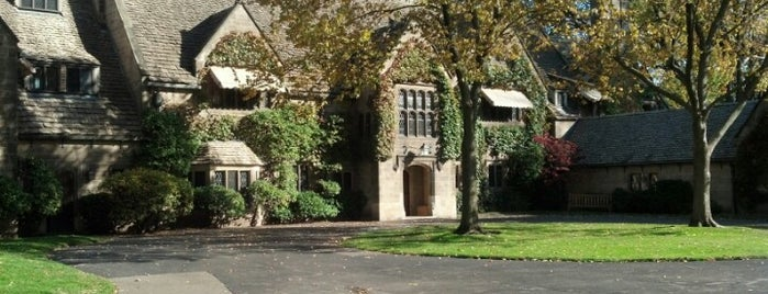 Edsel & Eleanor Ford House is one of Upper Midwest.