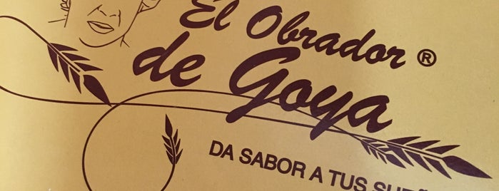 El Obrador De Goya is one of hostel.